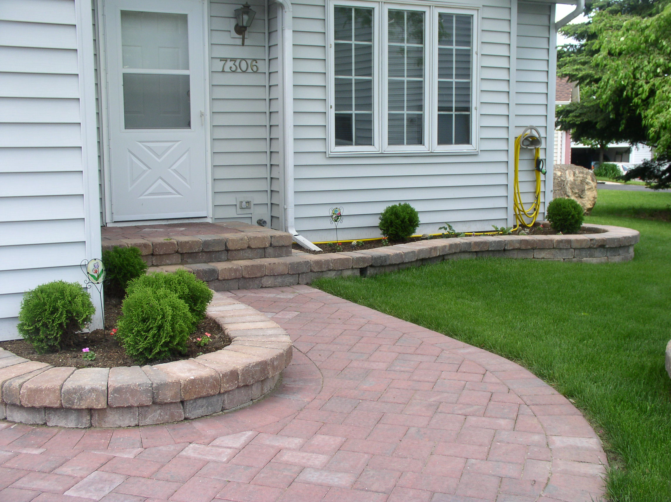 Landscape Pavers Landscaping Madison Wi
