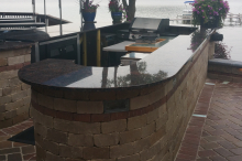 Lakefront Terrace - 4 (Outdoor Grill, Bar)
