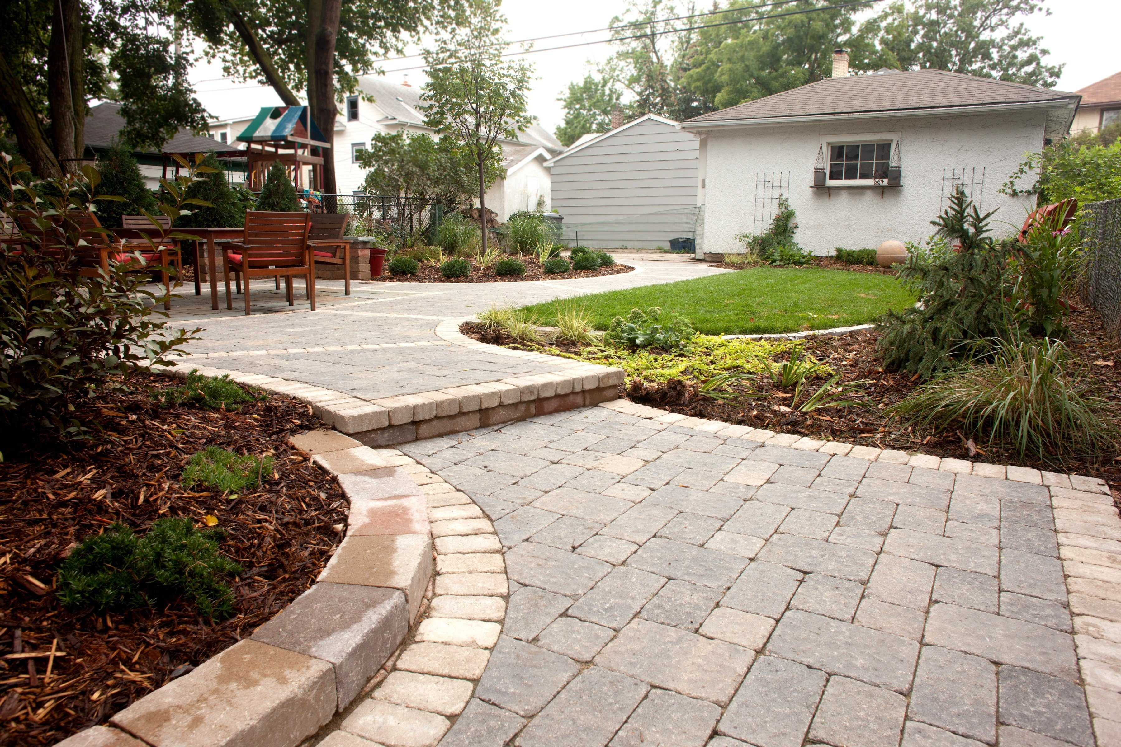 Elegant Hardscape Design U2013 From Outdoor Masterpiece To Simple Patio