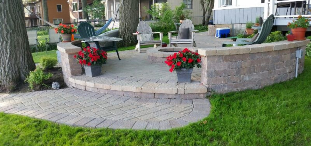 Brick Paver Patios - Create A Great Space | Marvin's Brick ... on Brick Paver Patio Designs id=39043