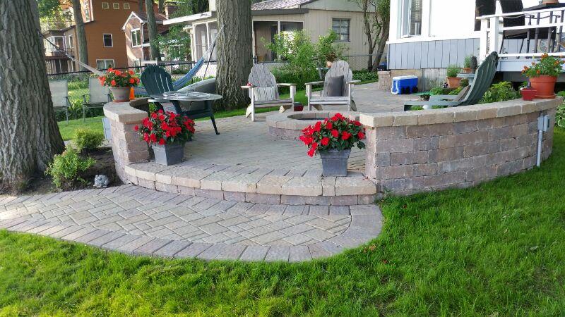 Brick Paver Patios   Patio Design   Marvins Brick Pavers   Madison WI