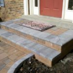 Custom Paver Walkways With Paver Stoops Enhance Curb Appeal And Style