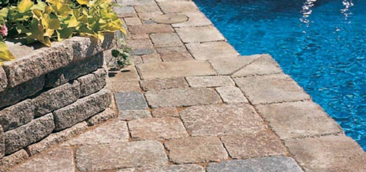 Pool Paver ideas   Marvins Brick Pavers   Madison WI