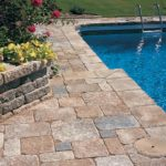 Brick, Stone and Paver Pool Decks Upgrade Aging Swimming Pools