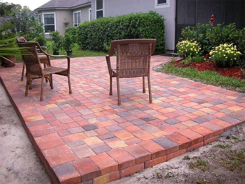 Sealing Pavers Protects Your Investment Marvin S Brick