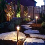 Landscape Lighting | Marvins Brick Pavers | Madison WI