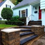 Paver Steps Improve Access, Appearance