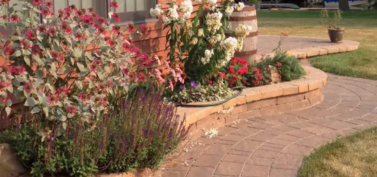 Paver Planters   Marvins Brick Pavers   Madison WI