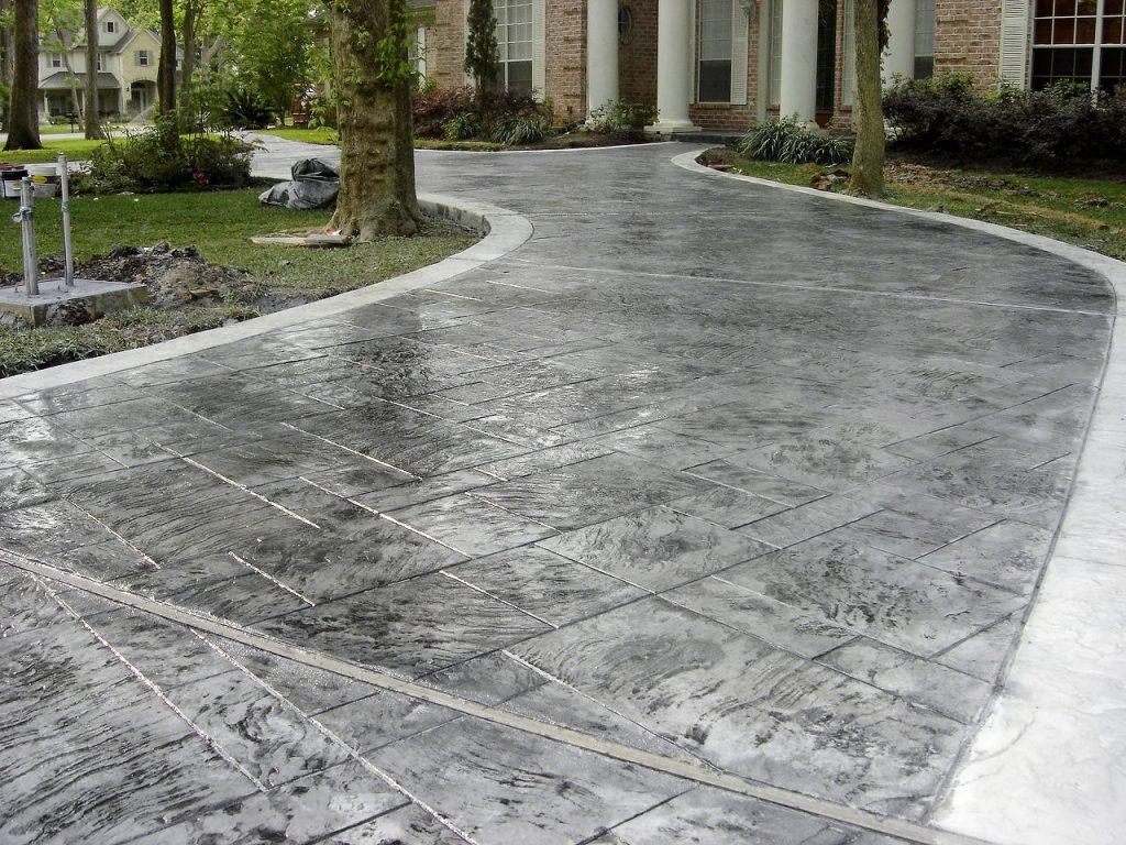 Decorative Concrete | Marvins Brick Pavers | Madison WI